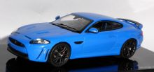 JLR Jaguar XKR-S French Racing Blue Official Collectors Model Scale 1:43 P